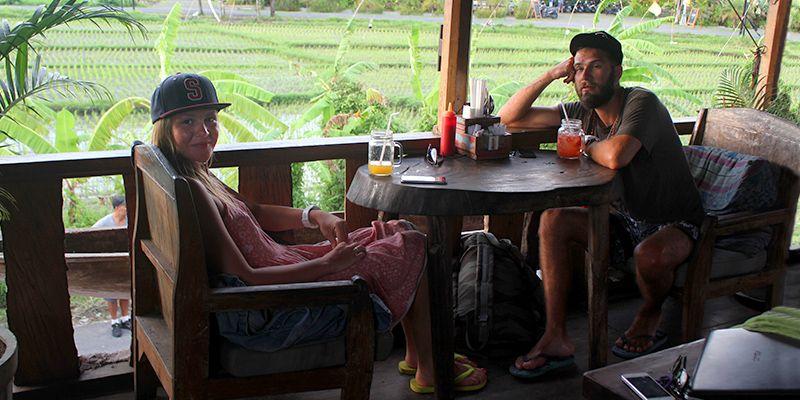Отчёт о поездке на Бали в сёрф кэмп
