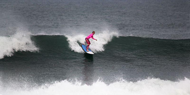 Отзыв о поездке в сёрф-лагерь на Бали от Ани