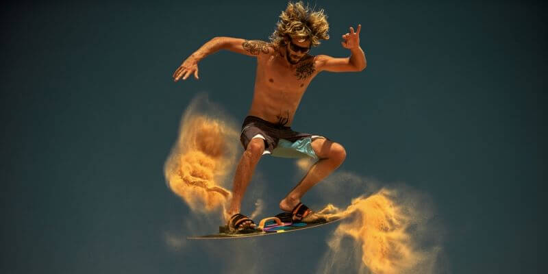 серф или скейт
