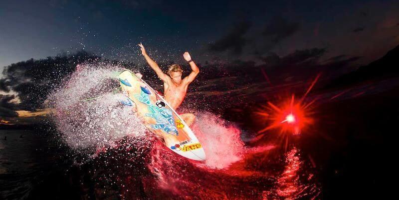 Ночной серфинг