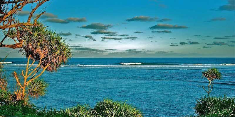 серф споты на Бали