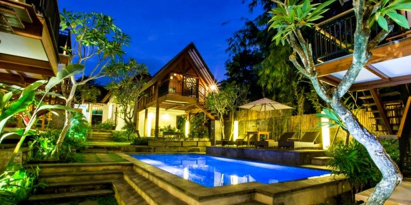 prices for accommodation in Bali