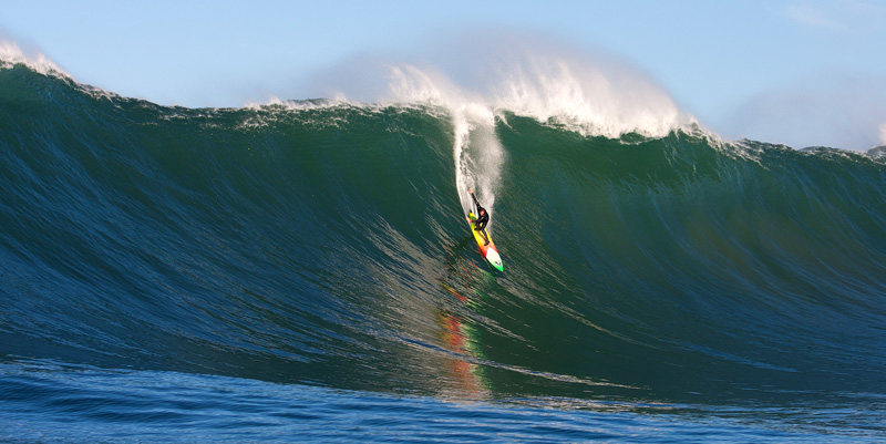 Самые большие волны. Mavericks