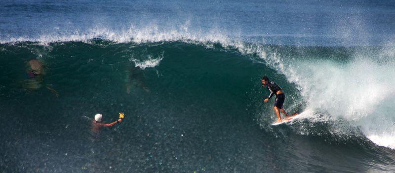 Активный отдых на Бали.