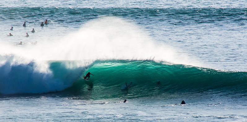 Сезон сёрфинга на Бали: