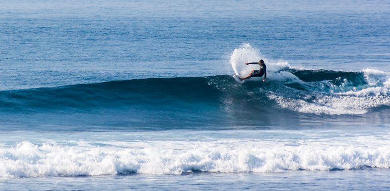 Сезон серфинга на Бали