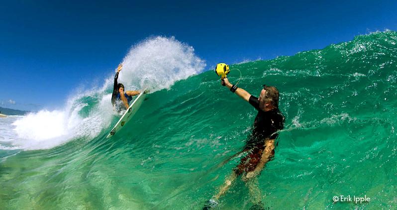 Сёрфинг фото: плавай