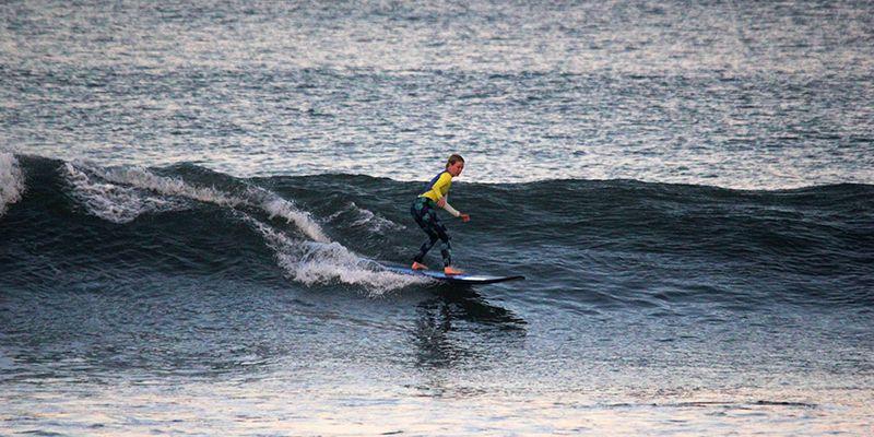 Отзыв Ани о сёрфинге на Бали в сёрф-лагере