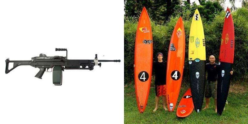 серфинг термины