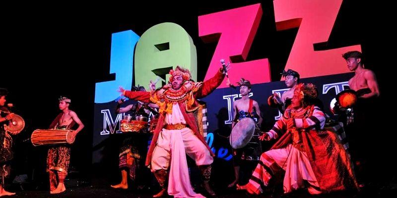 фестиваль джаза Бали
