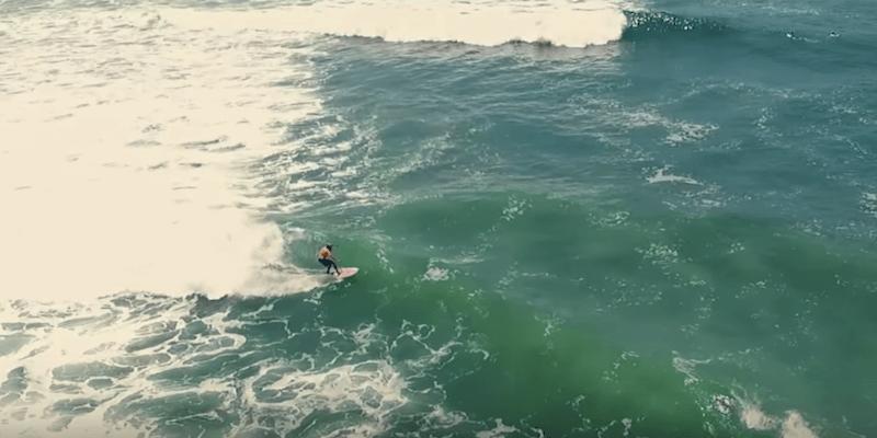 серфинг на Балиане
