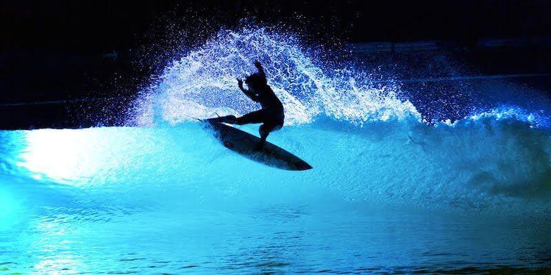опасности ночного серфинга